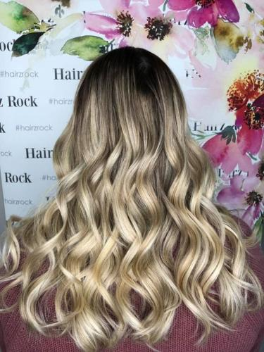 Balayage Salon Foils Hair Salon Near Me Regents Park Hairz Rock
